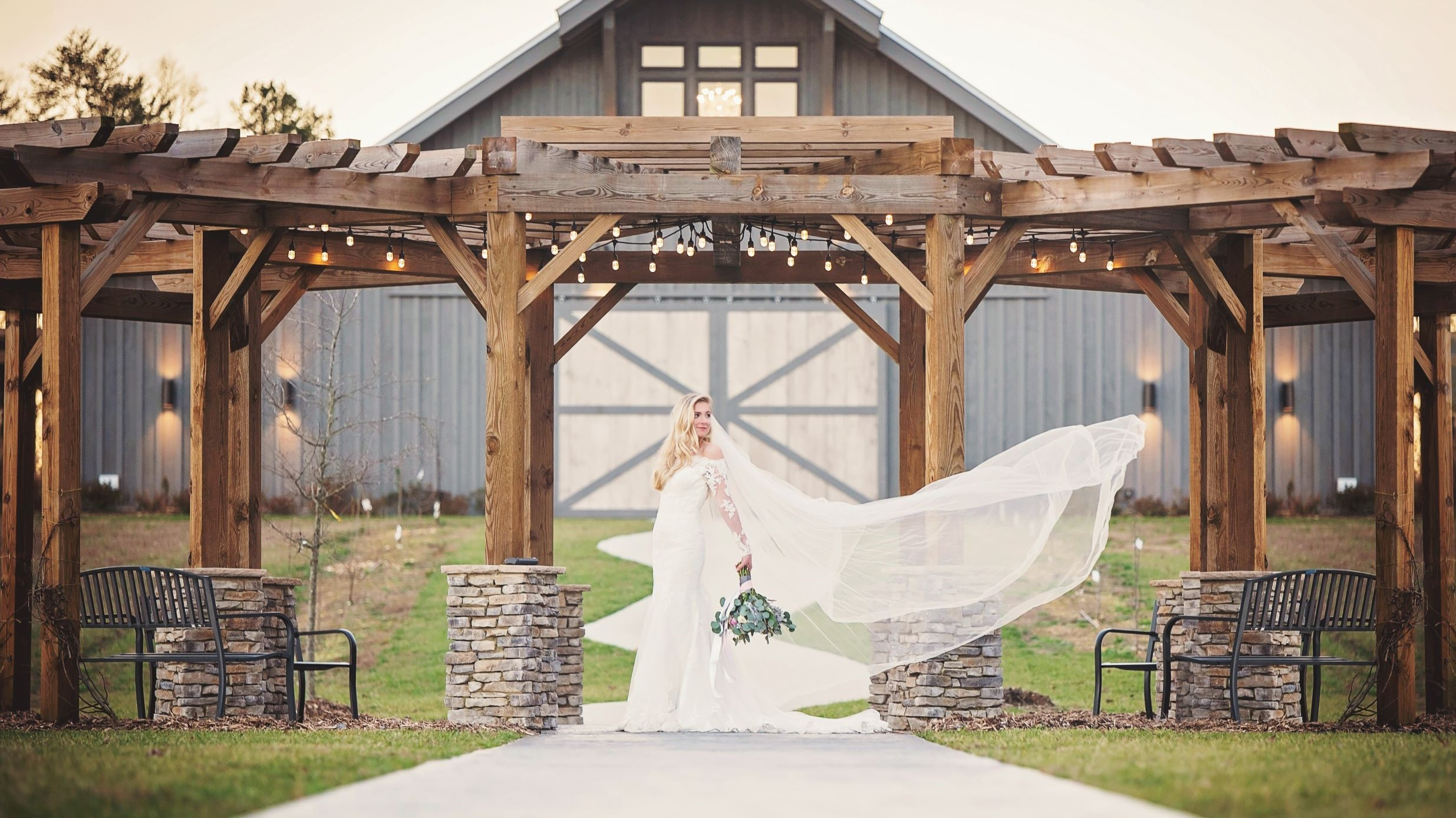 Chattanooga Wedding Venues Howe Farms
