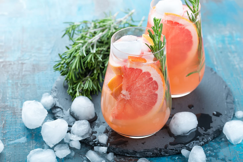 Delicious, seasonal cocktails are a great way to celebrate your big day among our other wedding ideas for summer.