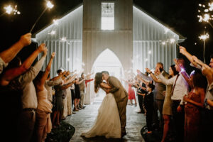 Tips for a Successful Sparkler Send Off